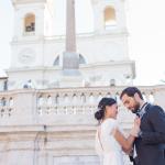 Un viaggio d'amore per due: Elopement wedding a Roma!